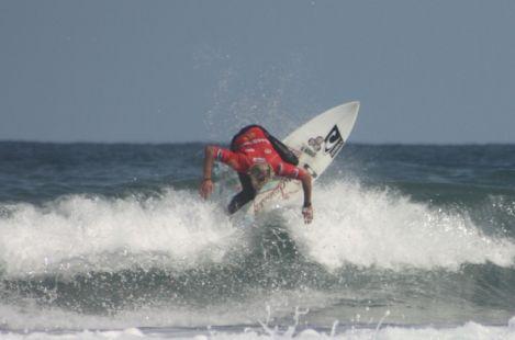 Zarautz.Campeonato Mundial de Surf.2009-09-05