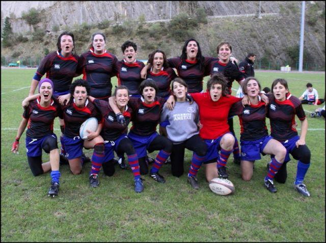 Eibar Rugby Femenino