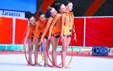 Campeonato de Euskadi de gimnasia rítmica
