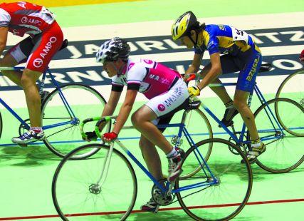 Torneo de invierno de ciclismo en pista