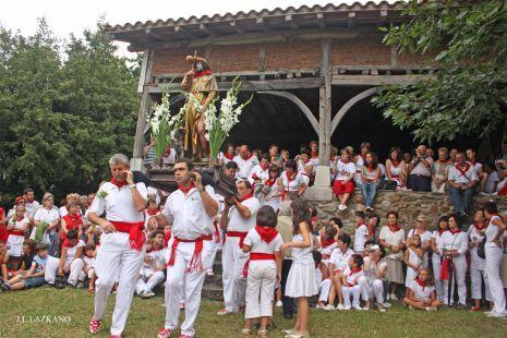 Debako Jaiak.S.ROKE EGUNA.Ermita.2009-08-16
