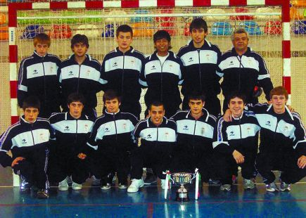 Selección de Gipuzkoa juvenil de fútbol sala