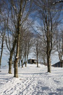 Panoramica de la ermita