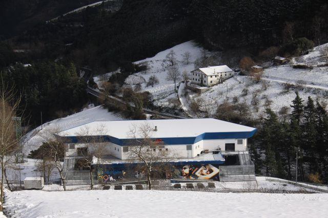 Txitxarro eta Igartza Baserria.Itziar.2010-01-10