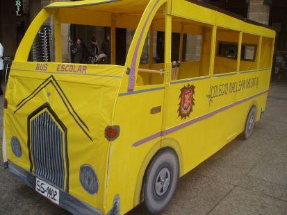 El bus del cole