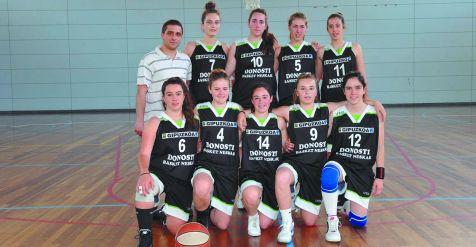 Donosti Basket Ibaeta