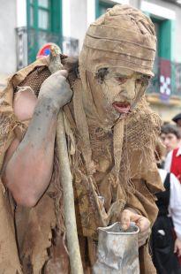 Un pordiosero medieval