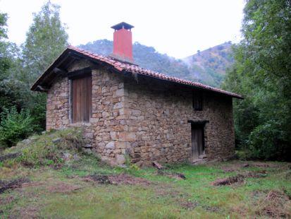 Chabola de ,Galtzadazar,