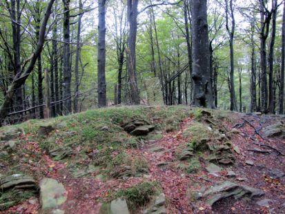 Cumbre de ,Argonitz, (936 m)