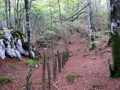 Cierre,guia entre Iparraundi y Larrazpil