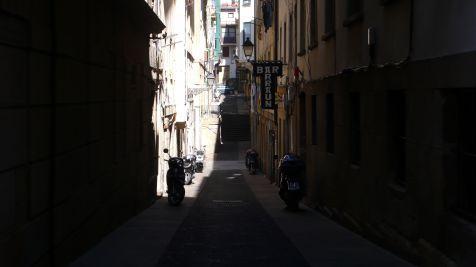 Sólo una calle