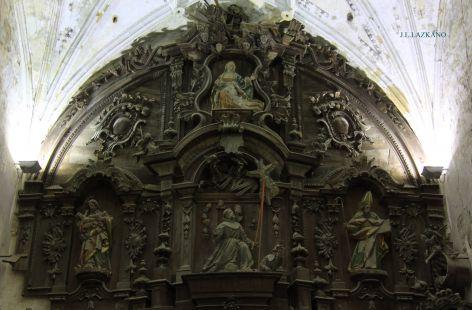 Sasiola.S.Antonio.Convento.Restaurando.Deba.2010-12-12