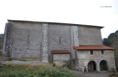 Sasiola.S.Antonio.Convento.Deba.2010-12-12