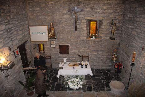 Ermita S.Sebastian de Elorrixa.2011-01-23