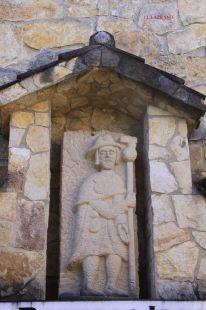 Peregrino.Fuente del Vino.Irache.2011-02-20