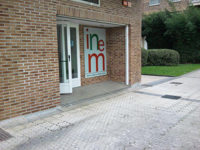 Oficinas del inem fotos de rincones de donostia for Oficinas del inem