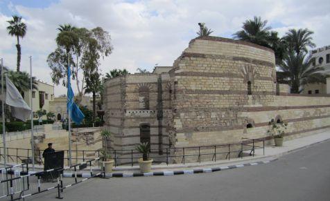 Le Vieux Caire (quartier copte)