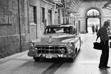 ¿Calle Puerto años 60?