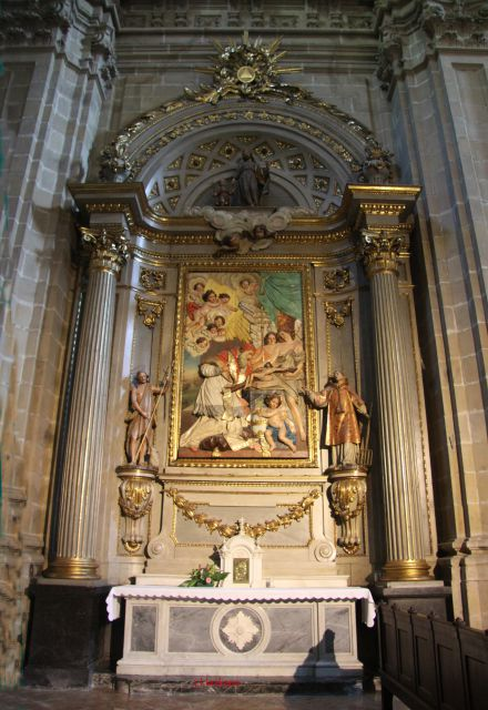 Iglesia Sta.Maria La Real.Donostia