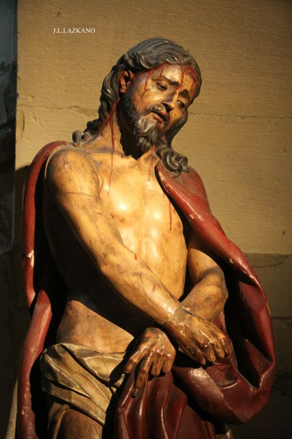 Iglesia Sta.Maria La Real.Ecce Homo.Donostia