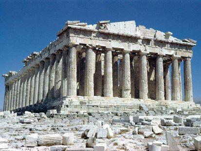 el partenon-grecia