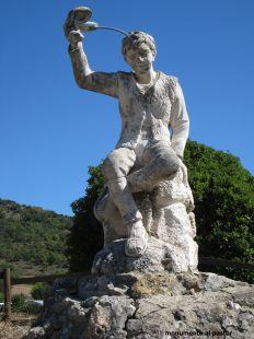 monumento al pastor-ameyugo-burgos