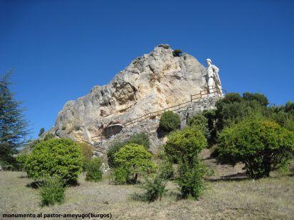monumento al pastor-ameyugo