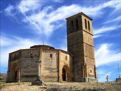 iglesia templaria la vera-extremadura