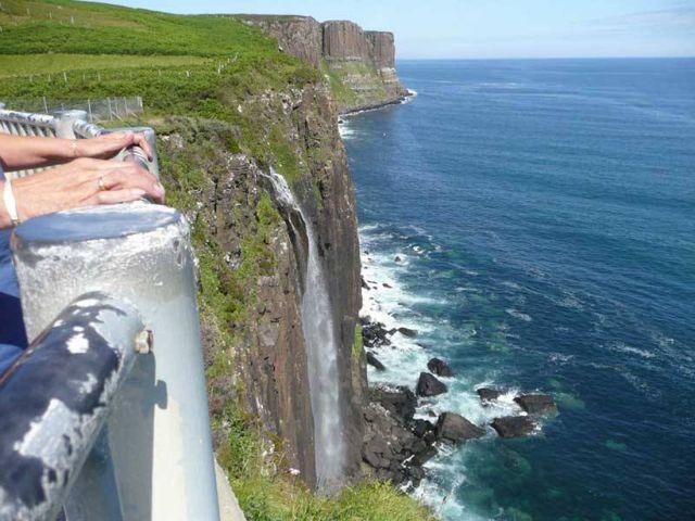 cascada en escocia