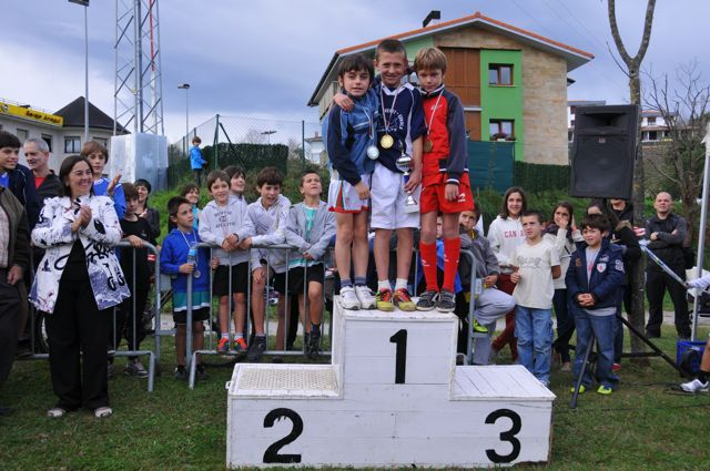 Cross Isidoro Unzueta 2011