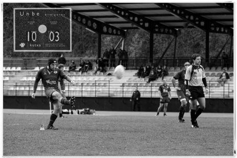 Eibar Rugby - Atlético San Sebastian.