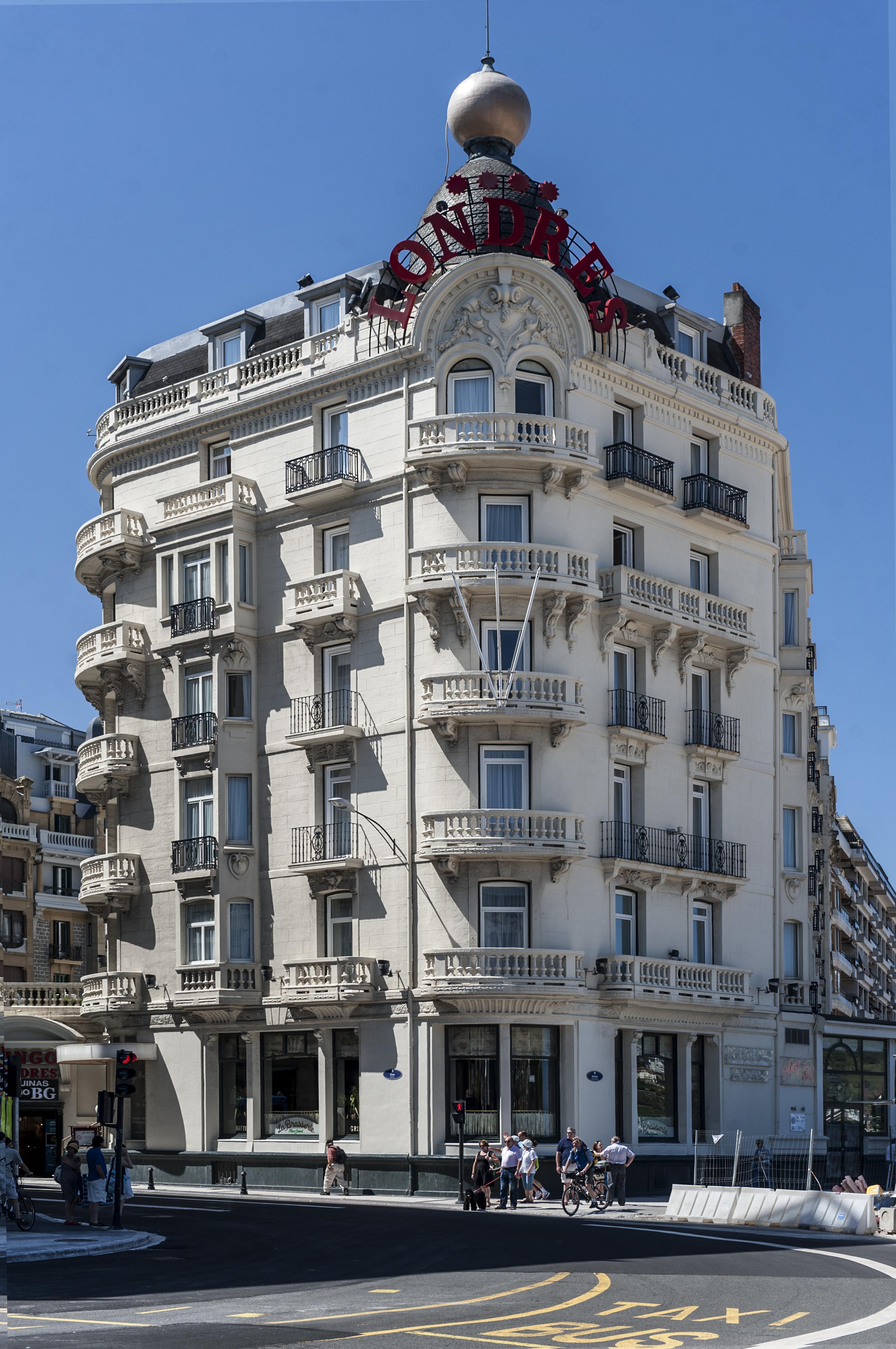 Hotel de londres y de inglaterra fotos de rincones de for Hotels londres