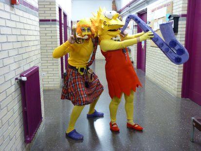Carnaval escolar