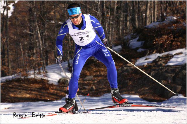 Esquí de fondo en Somport 2012