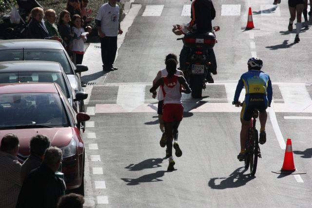 Media maratón Azkoitia Azpeitia