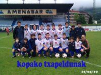 Infantil Txiki Copa Gipuzkoa