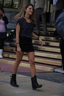 Amaia Salamanca.Actriz.Zinemaldia.Donostia.2012-09-28