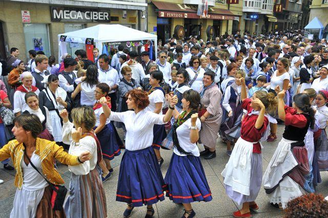 Euskal Jaiak Zarautzen 9--9-2012