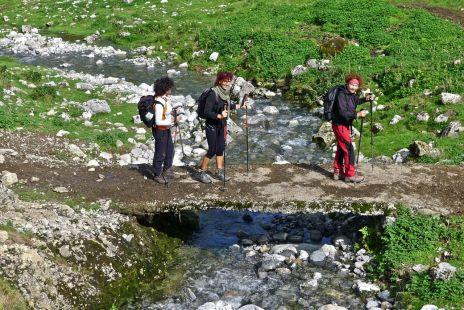 Paseo por Aralar