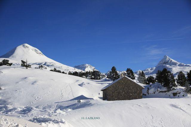 Pirineo Frances.Arlas eta Annie.2012-12-10