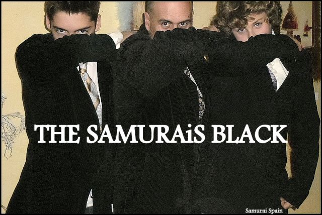 THE SAMURAIS BLACKS