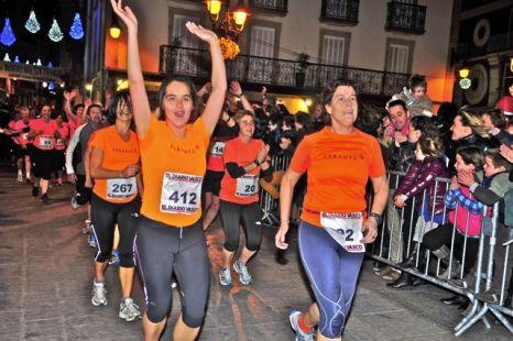 San Silvestre 2012