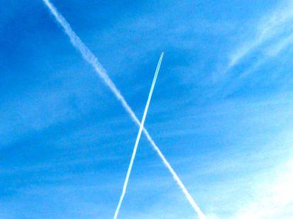 cruce en el cielo