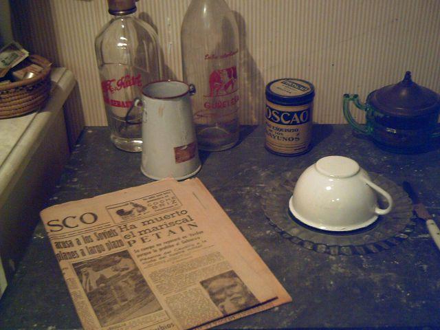 Cocina donostiarra a os 50 60 fotos de fotograf a creativa - Cocinas anos 50 ...