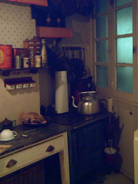 Cocina a os 50 fotos de fotograf a creativa - Cocinas anos 50 ...