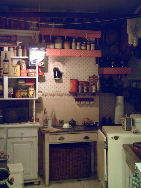Cocina a os 50 ii fotos de fotograf a creativa - Cocinas retro anos 50 ...