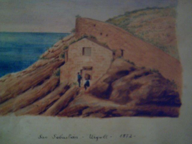 subida a Urgull 1872