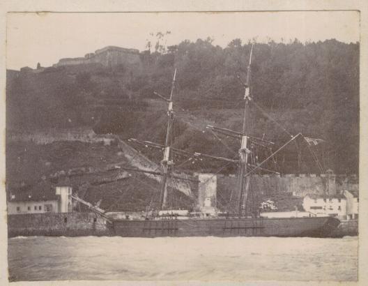 velero noruego