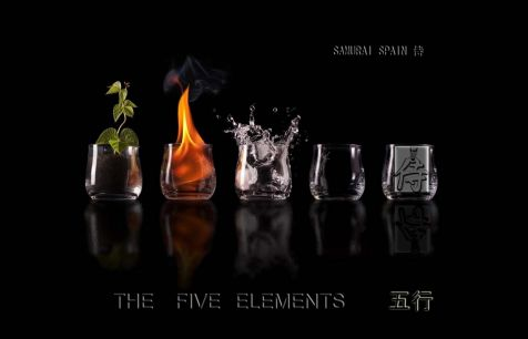 THE FIVE ELEMENTS SAMURAI SPAIN