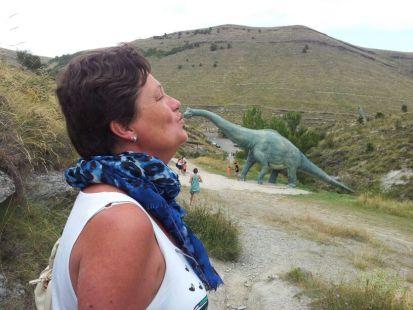 Pikito al Dinosaurio